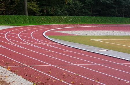 Racetrack - II - Volksdorf - Germany Stock fotó