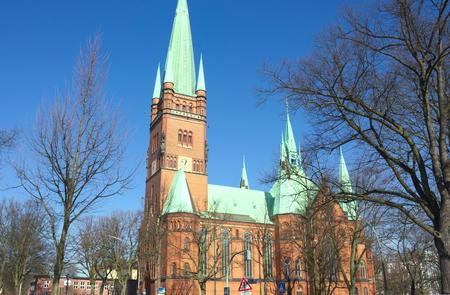 St. Johns Cathedral - XI - Hamburg