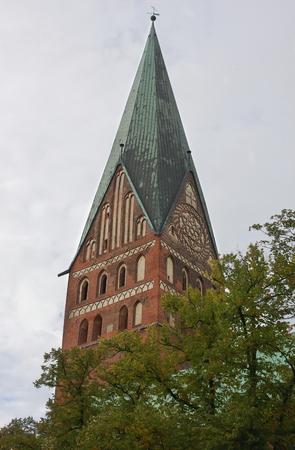 St Johns Cathedral-I-Lueneburg