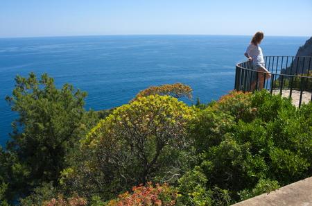 spring on Capri II Italy