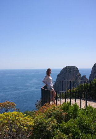 springtime on Capri I Italy