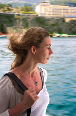up and away to Capri-I-Sorrento-Ialien