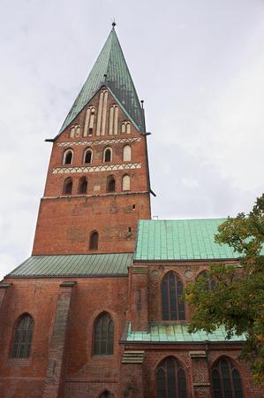 St John's Cathedral II Lueneburg
