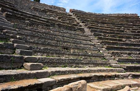 Odeon-I-Pompeii-Italy