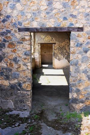 Geometrical inspirations -III- Pompeii - Italy