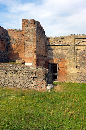 Ancient splendor-VIII-Pompeii-Italy