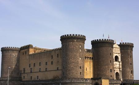 Castel Nuovo-VIII-Naples-Italy