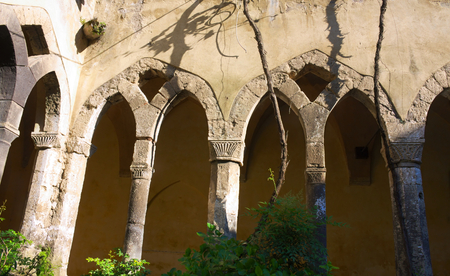 Monastery San Francesco III Sorrento Italy