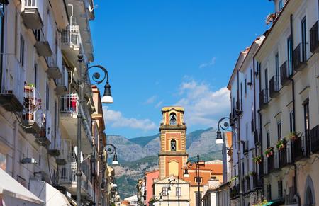 Shopping street-I-Sorrento-Italy