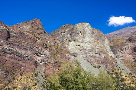 Cajon del Maipo - Canyon - IXX Chile