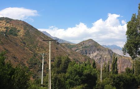 Cajon del Maipo - Canyon - III Chile