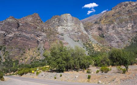 Cajon del Maipo - Canyon - V Chile