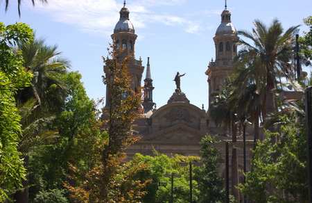 Santiago Metropolitan Cathedral-Chile-III-