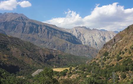 Cajon del Maipo - Canyon - VII Chile