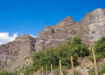 Cajon del Maipo - Canyon - VI Chile