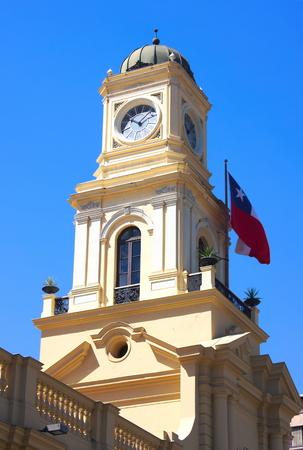 Santiago Royal Court Palace -Chile-I- Editöryel