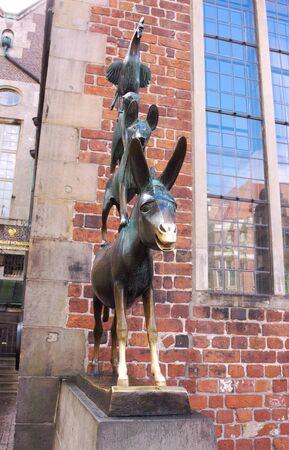 Bremen - Town Musicians - II -