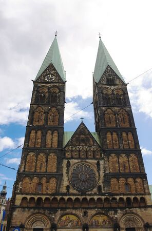 Bremen - Cathedral - I -
