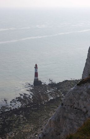 Eastbourne - Beachy Head - lighthouse - VI -