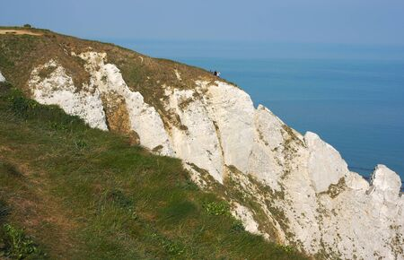 Eastbourne - Beachy Head - on top - VI - Reklamní fotografie