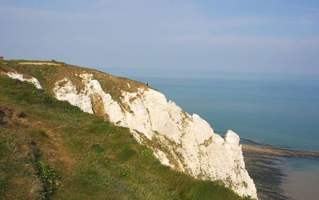 Eastbourne - Beachy Head - on top - IV -