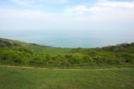 Eastbourne - Beachy Head - meadow - IV -