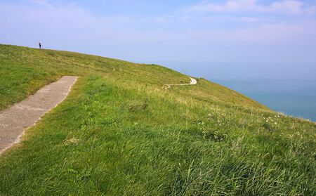 Eastbourne - Beachy Head - on top - VII -