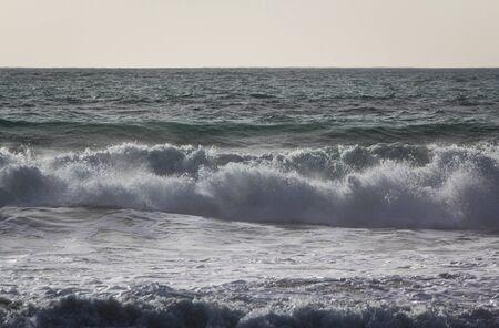 Surge and rocks - III - Trebarwith - Cornwall