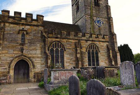 St. Laurence church - Hawkhurst - VI - Фото со стока