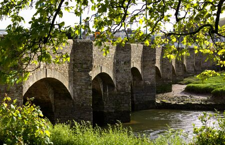 Wadebridge - Old Bridge - Cornwall