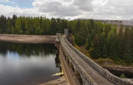 Laggan Dam is a dam located on the River Spean south west of Loch Laggan in the Scottish Highlands.