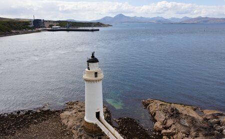 Lighthouse of Kyle - Loch Alsh - I - Scotland