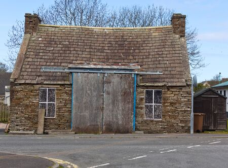 Interesting shed - Thurso - Scotland
