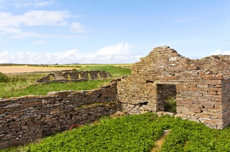 The flagstone trail - production site - III - Castletown - Scotland
