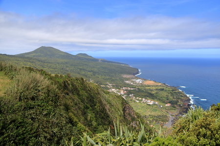 Beautiful Landscape at the Azores (Portugal)