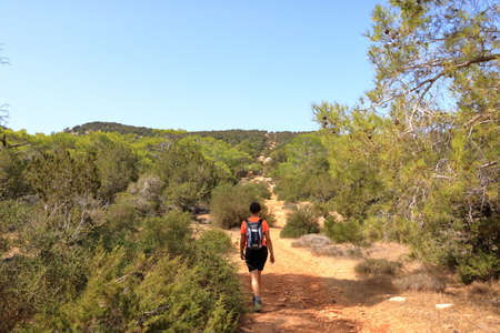 Aphrodite and Adonis Nature Trail, Akamas Peninsula in Cyprus