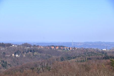 a small village near Freital near Dresden in Saxony in Germany