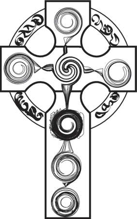 germanic: celtic cross