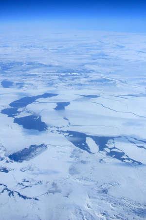 ice on greenland