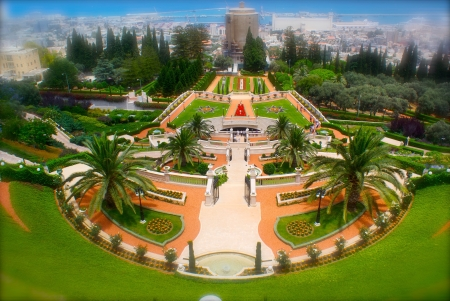 One of the most beautiful places in Haifa