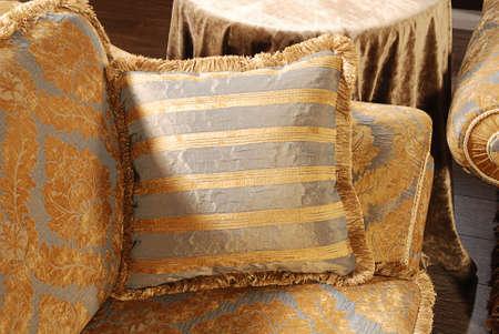 decorative cushion photo