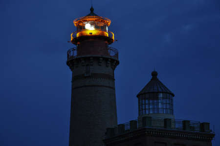 kap: Lighthouse at Kap Arkona