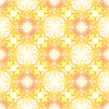 yellowish: Abstract light yellowish pattern. Texture background.  Seamless illustration.