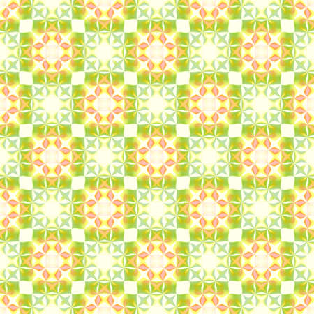 checked: Abstract colorful mosaic checked pattern. Texture background. Seamless illustration. Stock Photo