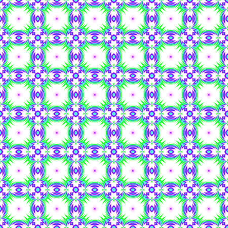 checked: Abstract ornate checked pattern.  Texture background. Seamless illustration.