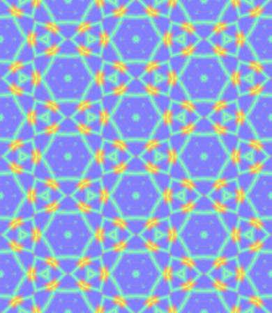 추상 다채로운 타일 패턴, 여러 가지 빛깔의 기와 질감 배경, 원활한 그림