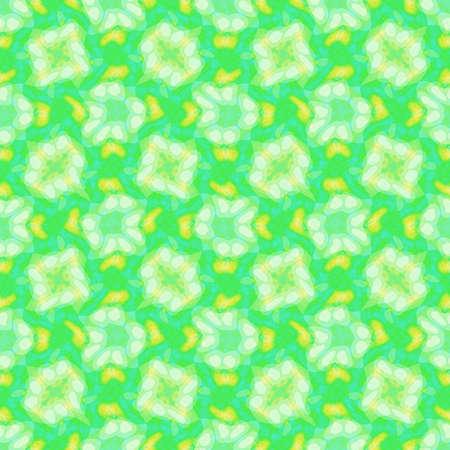 추상 녹색 바둑판 식 배열 패턴, 바둑판 식 된 질감 배경, 원활한 그림