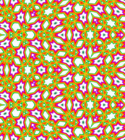 추상 밝은 다채로운 타일 패턴, 여러 가지 빛깔의 기와 질감 배경, 원활한 그림 스톡 콘텐츠