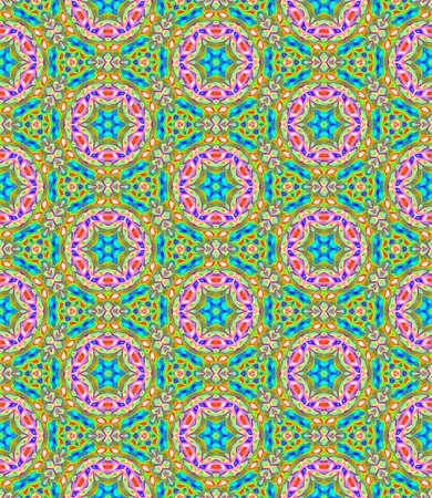추상 다채로운 타일 모자이크 패턴, 여러 가지 빛깔의 기와 질감 배경, 원활한 그림