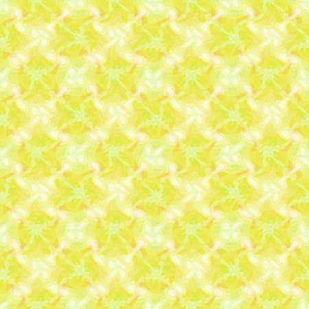추상 노란색 타일 패턴, 바둑판 식 된 질감 배경, 원활한 그림